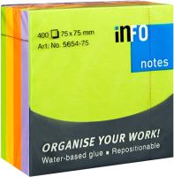 Блок для записей Info Notes 05-565475-2010 (ассорти) -