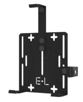 Кронштейн для игровой приставки Electric Light КБ-01-90 (черный) -