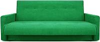 Диван Промтрейдинг Милан 140 с пружинным блоком (зеленый) -