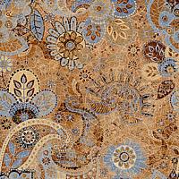 Декоративная плитка Нефрит-Керамика Gabriel / 12-01-4-21-01-15-1536 (150x150, коричневый) -