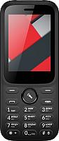 Мобильный телефон Vertex D555 (черный) -