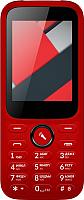 Мобильный телефон Vertex D555 (красный) -