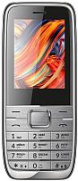 Мобильный телефон Vertex D533 (серебристый) -