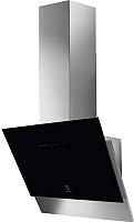 Вытяжка декоративная Electrolux LFV616Y (черный) -
