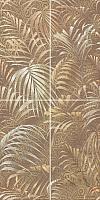 Панно Нефрит-Керамика Фернс / 06-01-1-46-05-15-1600-1 (600x1200, коричневый) -
