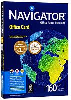 Бумага NAVIGATOR Office Card A4 160г/м 250л -