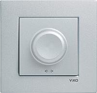 Диммер Viko Novella 92105020 (серебристый) -