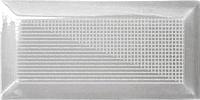 Плитка Нефрит-Керамика Метро Anet / 12-01-4-07-20-06-1510 (150x75, серый) -