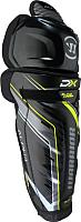 Щитки хоккейные Warrior DX4 JR Shin Grd / DX4SGJR9-11 -