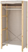 Тканевый шкаф Ikea Ивар 192.879.88 -