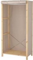 Тканевый шкаф Ikea Ивар 993.028.76 -