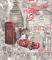 Бумажные обои Гомельобои Лондон 16С2К к-21 -