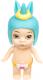 Кукла с аксессуарами Bondibon OLY в шапочке / ВВ3850 -