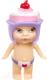 Кукла с аксессуарами Bondibon OLY во фруктово-конфетной шапочке / ВВ3868 -