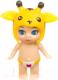 Кукла с аксессуарами Bondibon OLY в шапочке с животным / ВВ3871 -