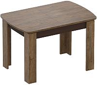 Обеденный стол Eligard Arris 2 (дуб канзас) -