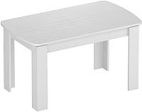 Обеденный стол Eligard Arris 3 (белый структурный) -