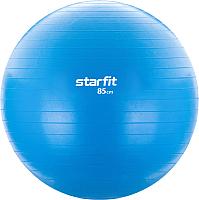 Фитбол гладкий Starfit GB-104 (85см, голубой) -