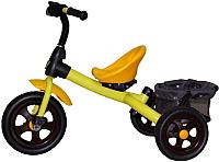 Детский велосипед GalaXy Виват 4 (желтый) -