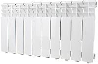 Радиатор биметаллический Halsen 500x80 (10 секций) -