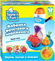 Набор для творчества Taste'n fun Фабрика фруктового мороженого / 36658 -