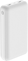 Портативное зарядное устройство Olmio Mini-20 20000mAh / 039183 (белый) -