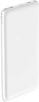 Портативное зарядное устройство Olmio Slim 5000mAh / 038706 (белый) -