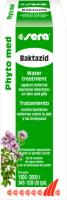 Средство для ухода за рыбами Sera Phyto Med Baktazid / 32281 (100мл) -