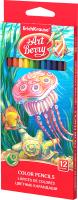 Набор цветных карандашей Erich Krause ArtBerry / 32878 (12цв) -