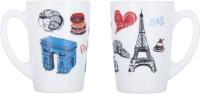 Набор кружек Luminarc Love Paris / P9812 (2шт) -
