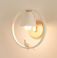 Бра Home Light Астерия B138-3-W (белый) -