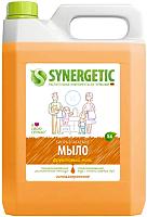 Мыло жидкое Synergetic Биоразлагаемое фруктовый микс (5л) -
