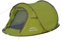 Палатка Trek Planet Moment Plus 2 / 70296 (зеленый) -