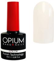 Гель-лак для ногтей Opium Nano nails 001 (8мл) -