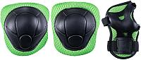 Комплект защиты Ridex Tot (L, зеленый) -