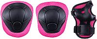 Комплект защиты Ridex Tot (L, розовый) -