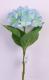 Искусственный цветок Orlix Гортензия / 06-143-O/1 (голубой) -