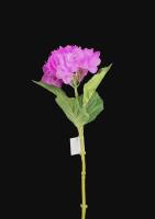 Искусственный цветок Orlix Гортензия / 06-143-O/3 (розовый) -
