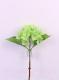 Искусственный цветок Orlix Гортензия / 06-146-O/2 (зеленый) -