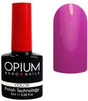 Гель-лак для ногтей Opium Nano nails 142 (8мл) -