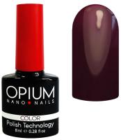 Гель-лак для ногтей Opium Nano nails 177 (8мл) -