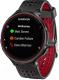 Умные часы Garmin Foreruner 235 / 010-03717-71 (черный/красный) -