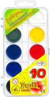 Акварельные краски ГАММА Пчелка / 212038 (10цв) -