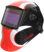 Сварочная маска AURORA Sun-7 / 10623 (красный/черный) -