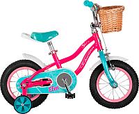 Детский велосипед Schwinn Elm 12 2020 Pink / S0261INTWB -