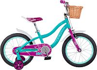 Детский велосипед Schwinn Elm 16 2020 Teal / S0615RUBWB -