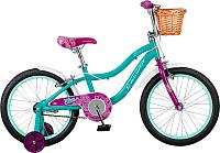 Детский велосипед Schwinn Elm 18 2020 Teal / S0821RUBWB -
