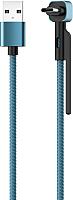 Кабель Olmio Stand USB 2.0 - Type-C 2.1A / 039505 (1.2м) -