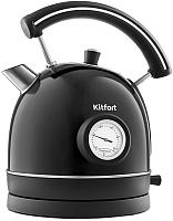 Электрочайник Kitfort KT-688-2 (черный) -