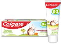 Зубная паста Colgate Для детей 0-2 лет без фторида (40мл) -